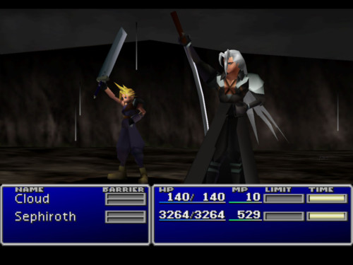 Final Fantasy 7, 8 y 9 [FULL] Sephiroth