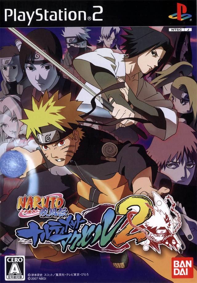 Naruto shippuuden narutimate accel 2