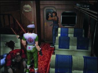 Prototipo Resident Evil Zero [Cancelado]