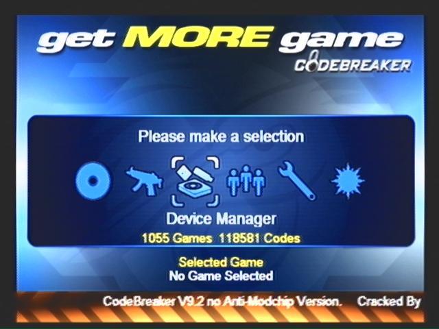 10.0 PS2 BAIXAR CODEBREAKER